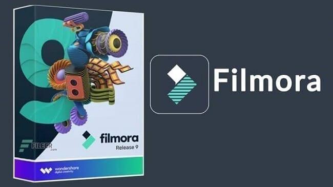 برنامج Filmora 2