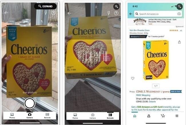 تطبيق Amazon Shopping