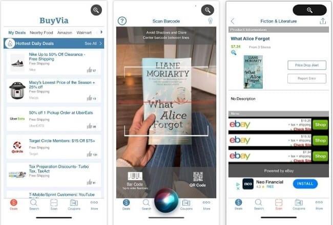 تطبيق BuyVia