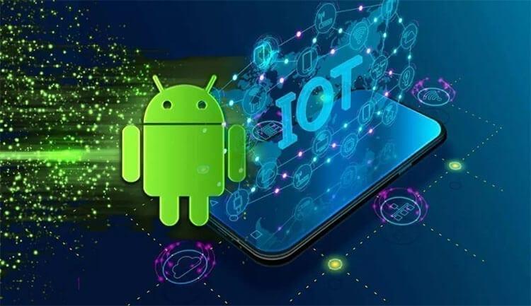 تعرف على كلٍ من انترنت الأشياء و Android Things