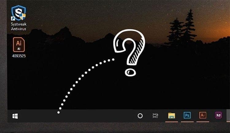 حل مشكلة اختفاء شريط البحث في نظام التشغيل ويندوز 10