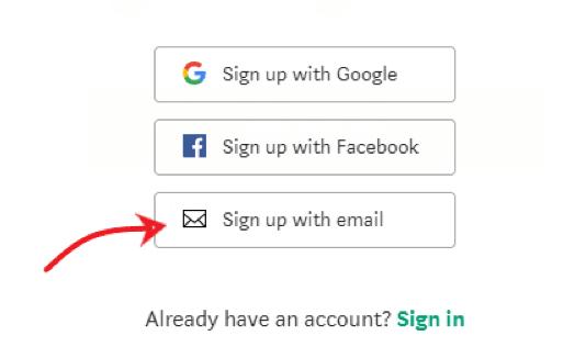 تجنب استخدام ملفات تعريف مواقع التواصل الاجتماعي لتسجيل الدخول إلى مواقع الويب