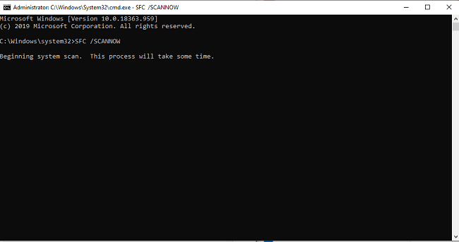 اختفاء شريط البحث في نظام التشغيل ويندوز 10 1