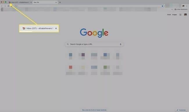إظهار عدد رسائل بريد Gmail غير المقروءة 4