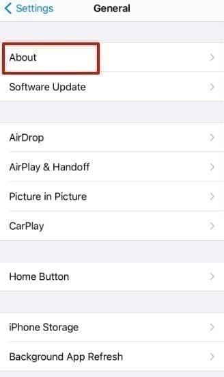 نظام iOS 14.5 1