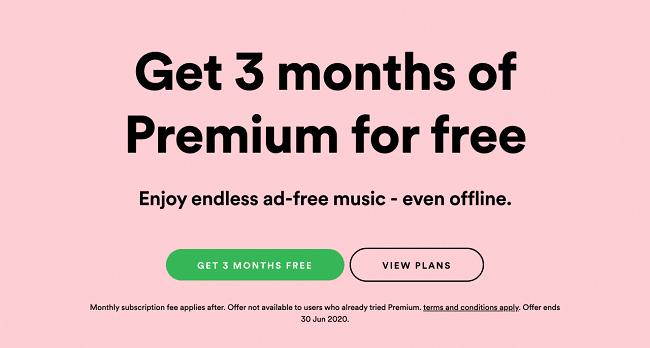استخدم الإصدار التجريبي من تطبيق Spotify