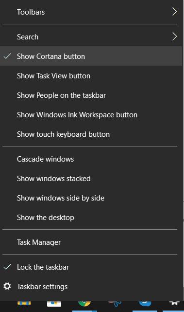 ظهور مساعد Cortana بشكل متكرر ومزعج 2