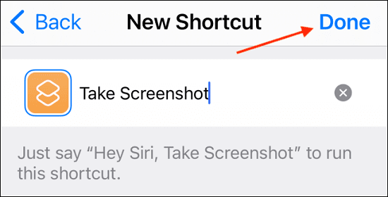 تطبيق Shortcuts 6