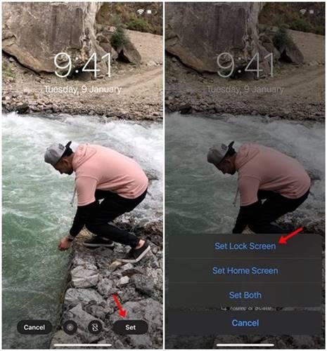 تطبيق VideoToLive 3
