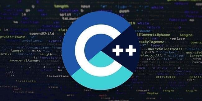 تعلم لغة البرمجة ++C