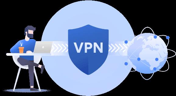 استخدم VPN