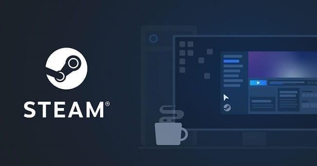 تحقق من موقع Steam بدلًا من البرنامج الرئيسي