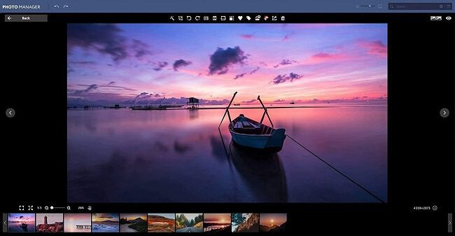برنامج Movavi Photo Manager