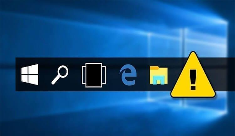 8 حلول لمشكلة اختفاء شريط المهام في نظام التشغيل Windows 10