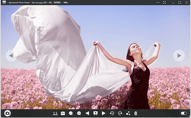 برنامج Apowersoft Photo Viewer