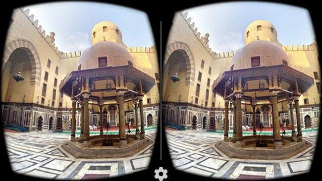 تطبيق Egypt VR 360 تطبيقات VR تمكنك من زيارة العالم