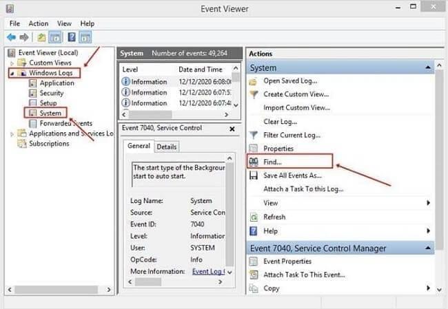 تشخيص مشاكل الرام في نظام التشغيل ويندوز 10 1