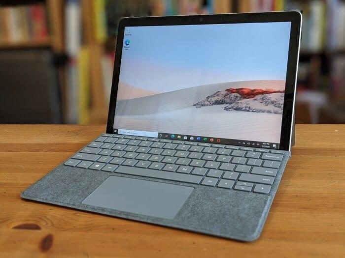 جهاز Microsoft Surface Go 2