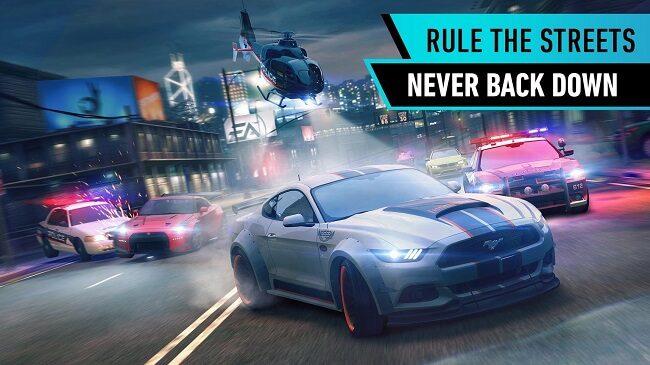 لعبة Need for Speed: No Limits ألعاب سباق سيارات لهواتف الأندرويد