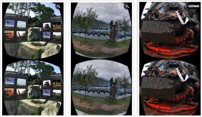 تطبيق Nepal VR