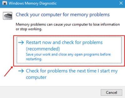 ذاكرة الوصول العشوائي RAM 1