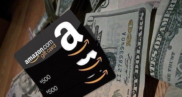طرق للاستفادة من بطاقات هدايا أمازون إلى جانب متجر Amazon 1