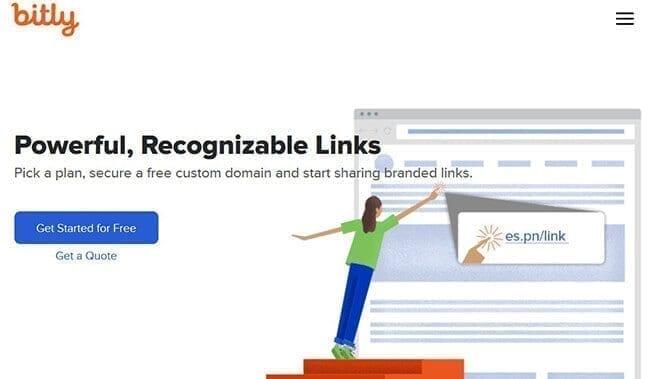 موقع Bitly مواقع اختصار روابط
