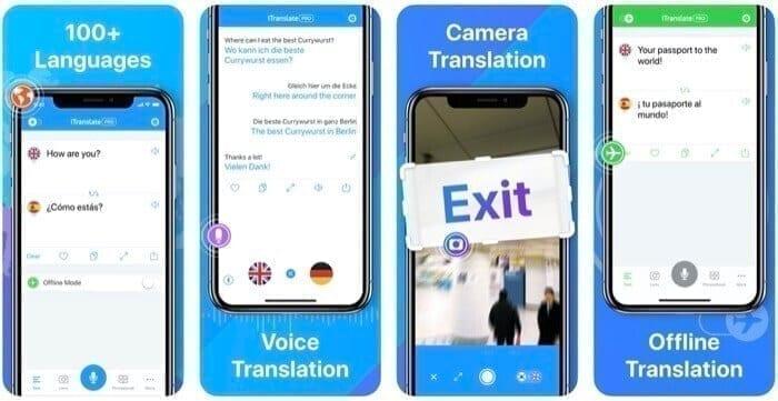 برنامج iTranslate