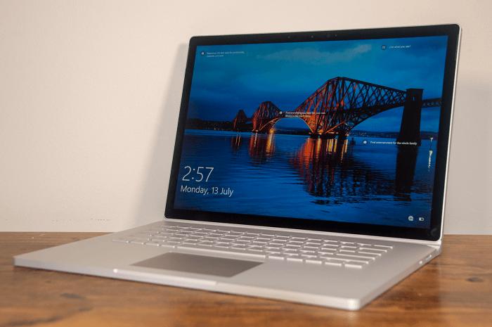 جهاز Microsoft Surface Book 3