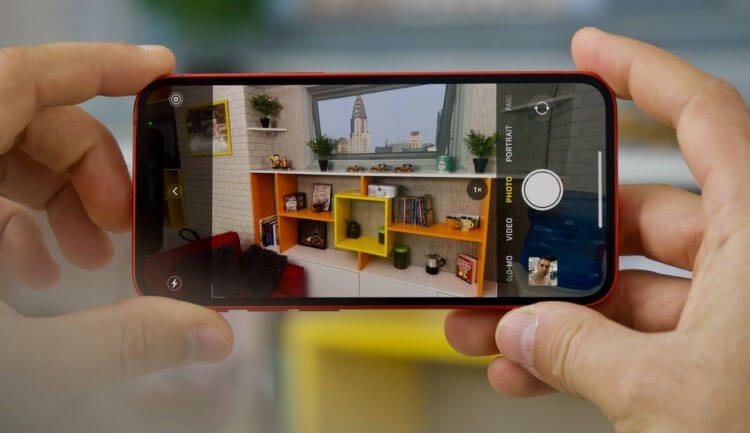 كيفية استخدام كاميرا iPhone 12 كالمحترفين