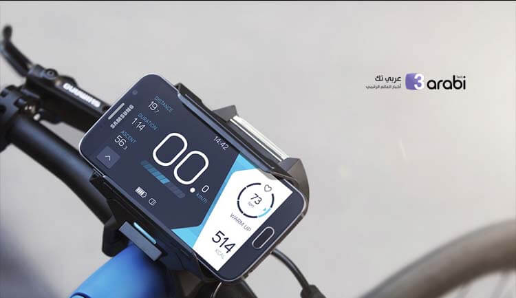 5 تطبيقات لتحويل هاتف الأندرويد كحاسوب أثناء قيادة الدراجة الهوائية