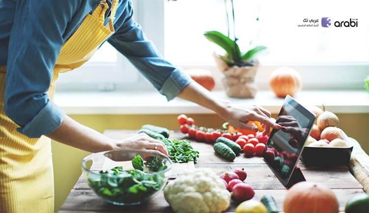 5 تطبيقات للأشخاص النباتيين لهواتف الأندرويد والآيفون
