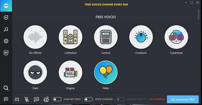 برنامج Voicemod