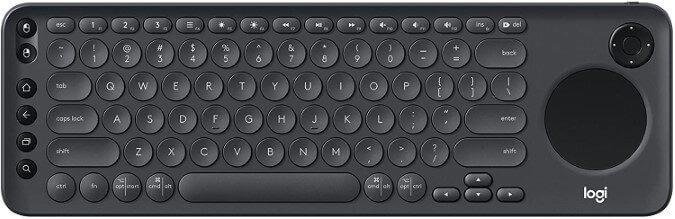لوحة المفاتيح Logitech K600 TV