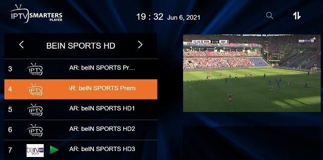 سيرفر IPTV متجدد يوميًا مجانًا 3