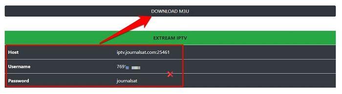 IPTV journalsat 2