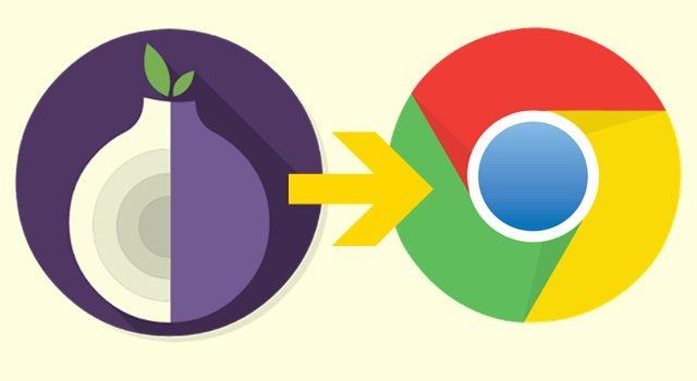 إضافة Tor لمتصفح Chrome