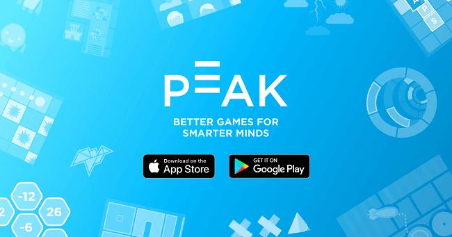 تطبيق Peak تطبيقات مهمة لتقوية ذاكرتك