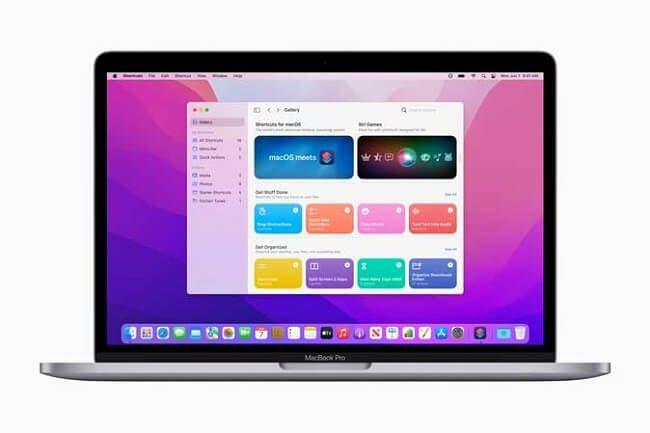 اختصارات Siri لمستخدمي أجهزة Mac مؤتمر آبل WWDC 2021