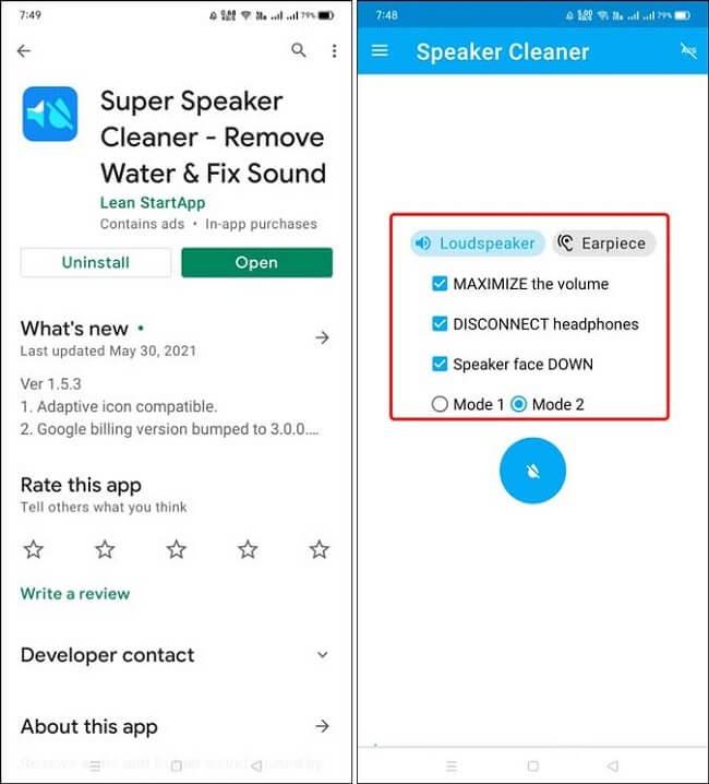 Super Speaker Cleaner