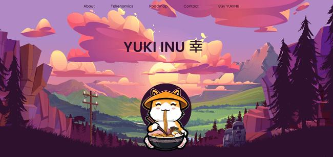 عملة Yuki Inu Token