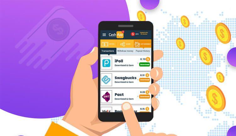 تطبيقات موثوقة لربح المال من الانترنت عبر الهاتف لعام 2021