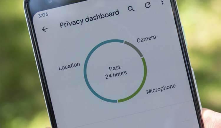 طريقة الحصول على ميزة أندرويد 12 Privacy Dashboard لأي هاتف أندرويد
