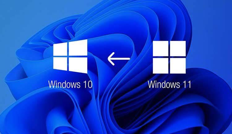طريقة حذف ويندوز 11 والرجوع إلى ويندوز 10