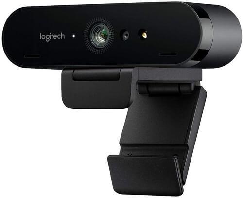 كاميرا Logitech BRIO