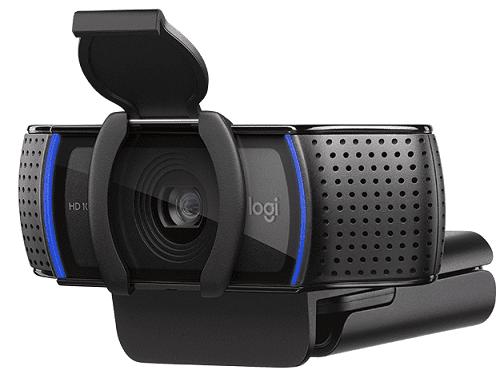 كاميرا Logitech C920S
