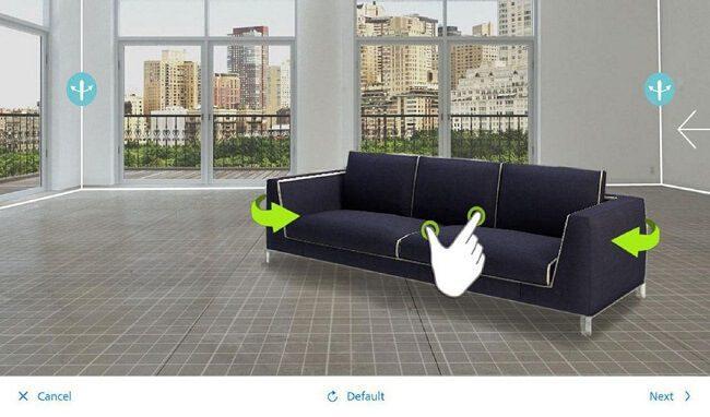 تطبيق Homestyler