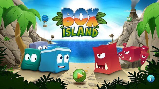 تطبيق Box Island