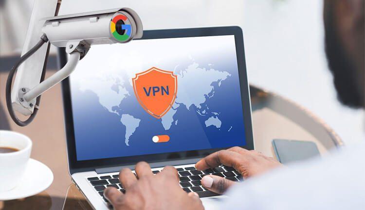كيف تعرف Google موقعك حتى عند استخدام VPN؟