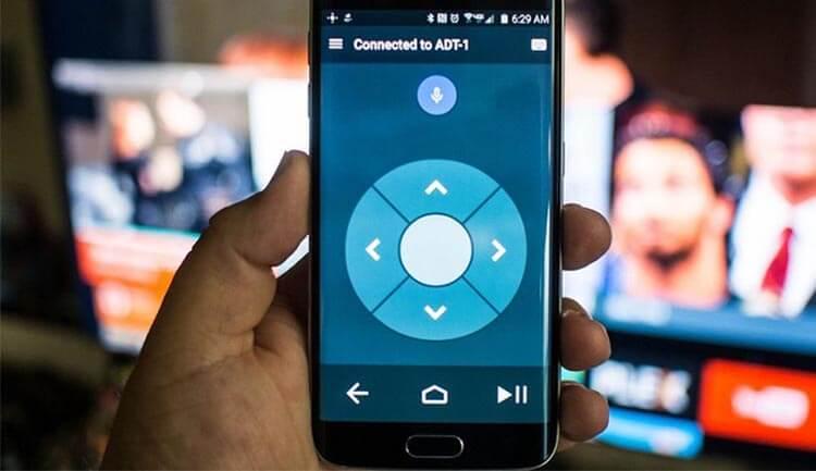 5 تطبيقات ريموت كونترول للتحكم في التلفاز عبر هاتف الأندرويد